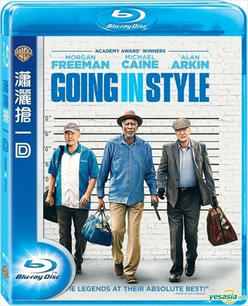 Going in Style 2017 English 720p BRRip 900MB ESubs