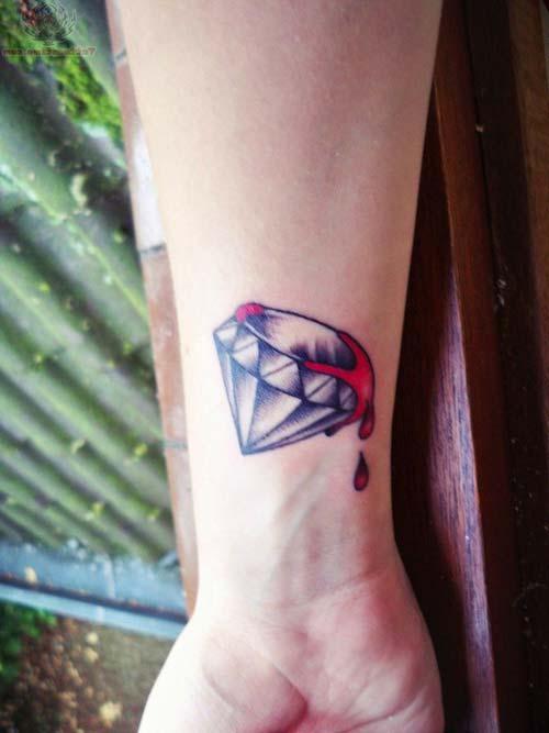 kanlı elmas dövmeleri bloody diamond tattoos