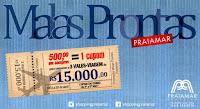 Promoção Malas Prontas Praiamar