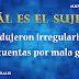 #LunesdeLengua III: ¿Cuál es el sujeto?
