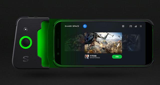 Spesifikasi dan Harga Xiaomi Black Shark