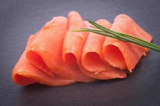 Les bienfaits du saumon fumé