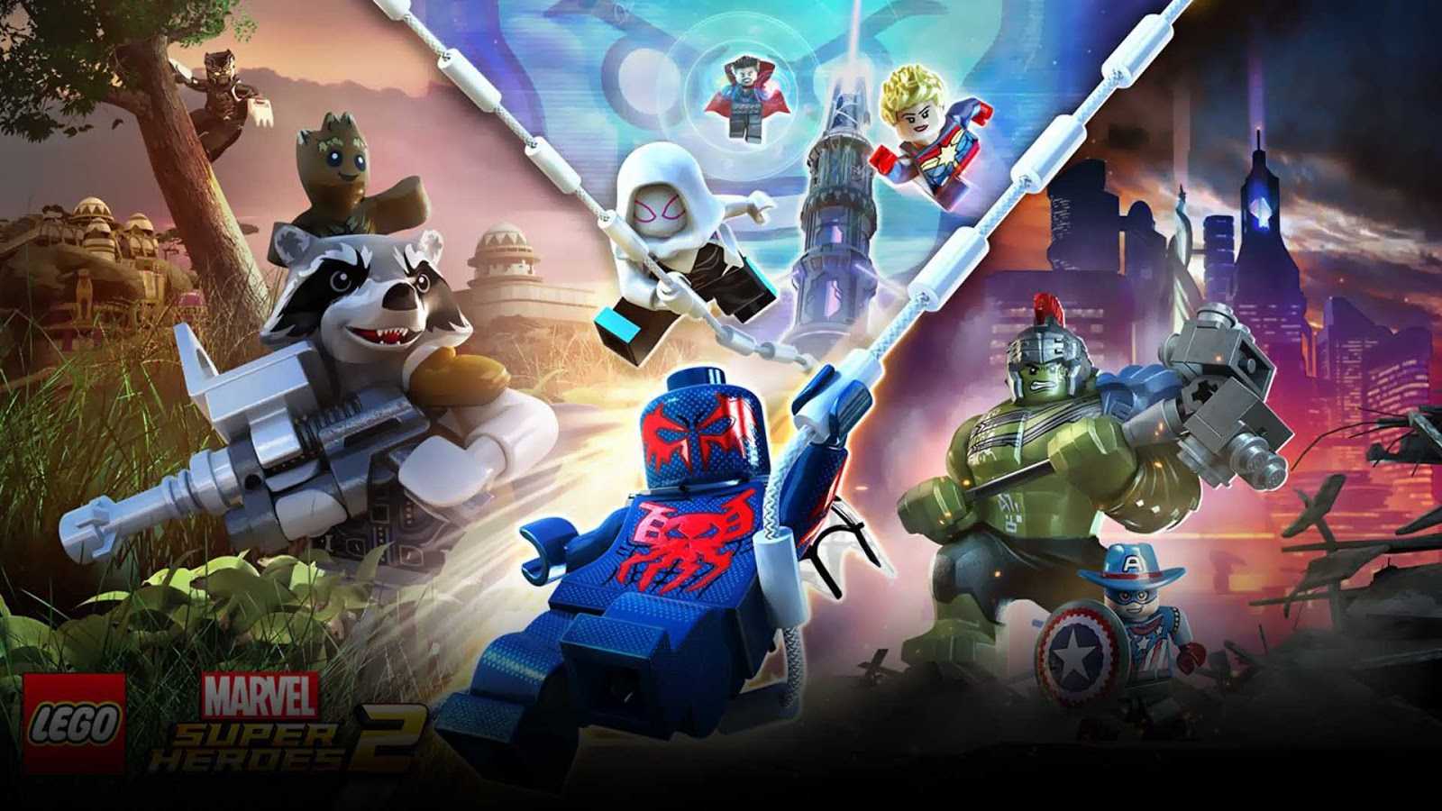 Lego Marvel Super Heroes 2 Hd Wallpapers Read Games Review Play