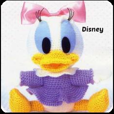 Amigurumis Disney