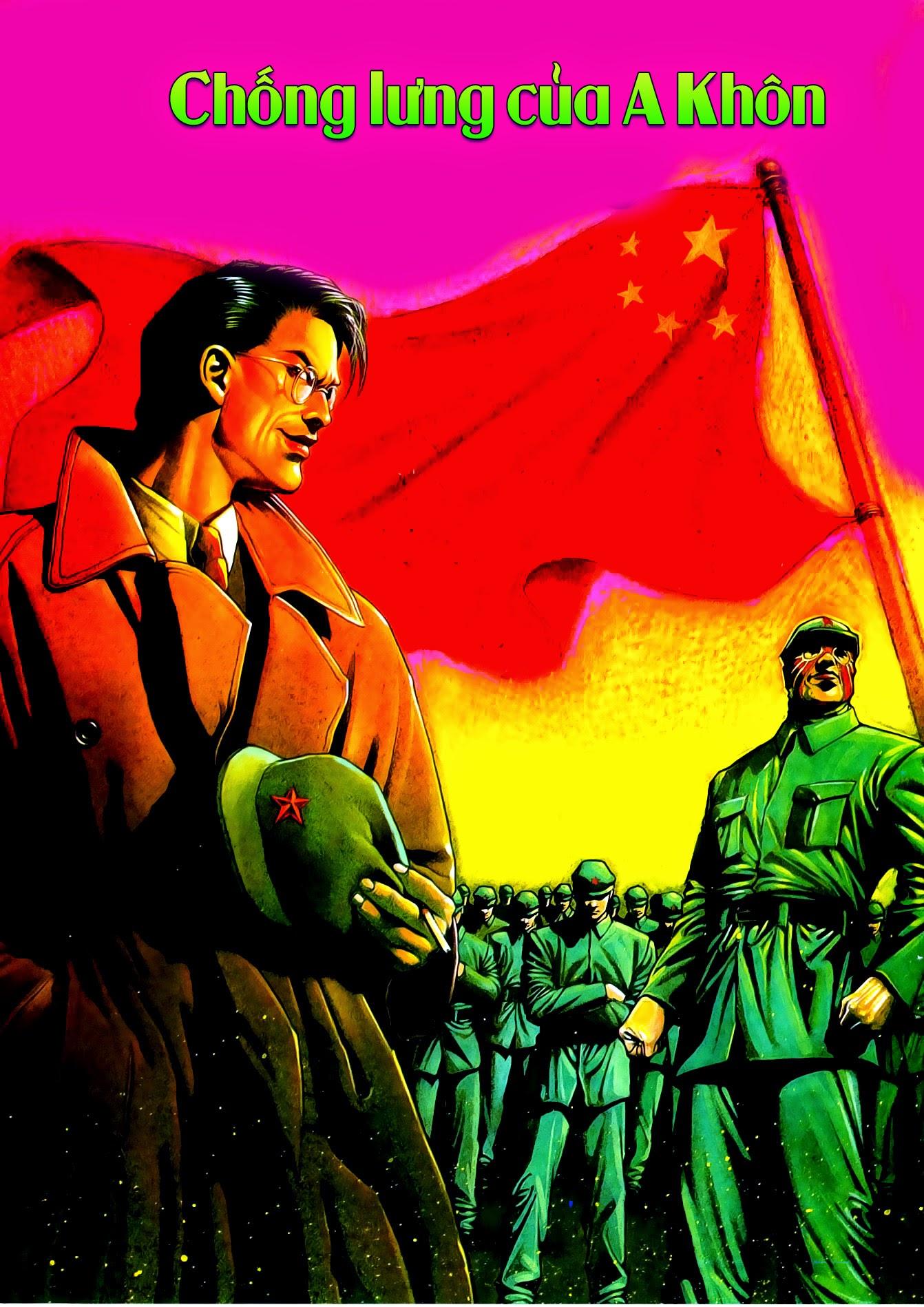Người Trong Giang Hồ chapter 86: săn báo trang 30