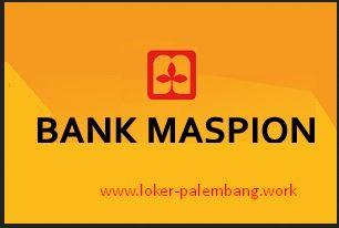 Lowongan di PT Bank Maspion Indonesia (Palembang), April 2016