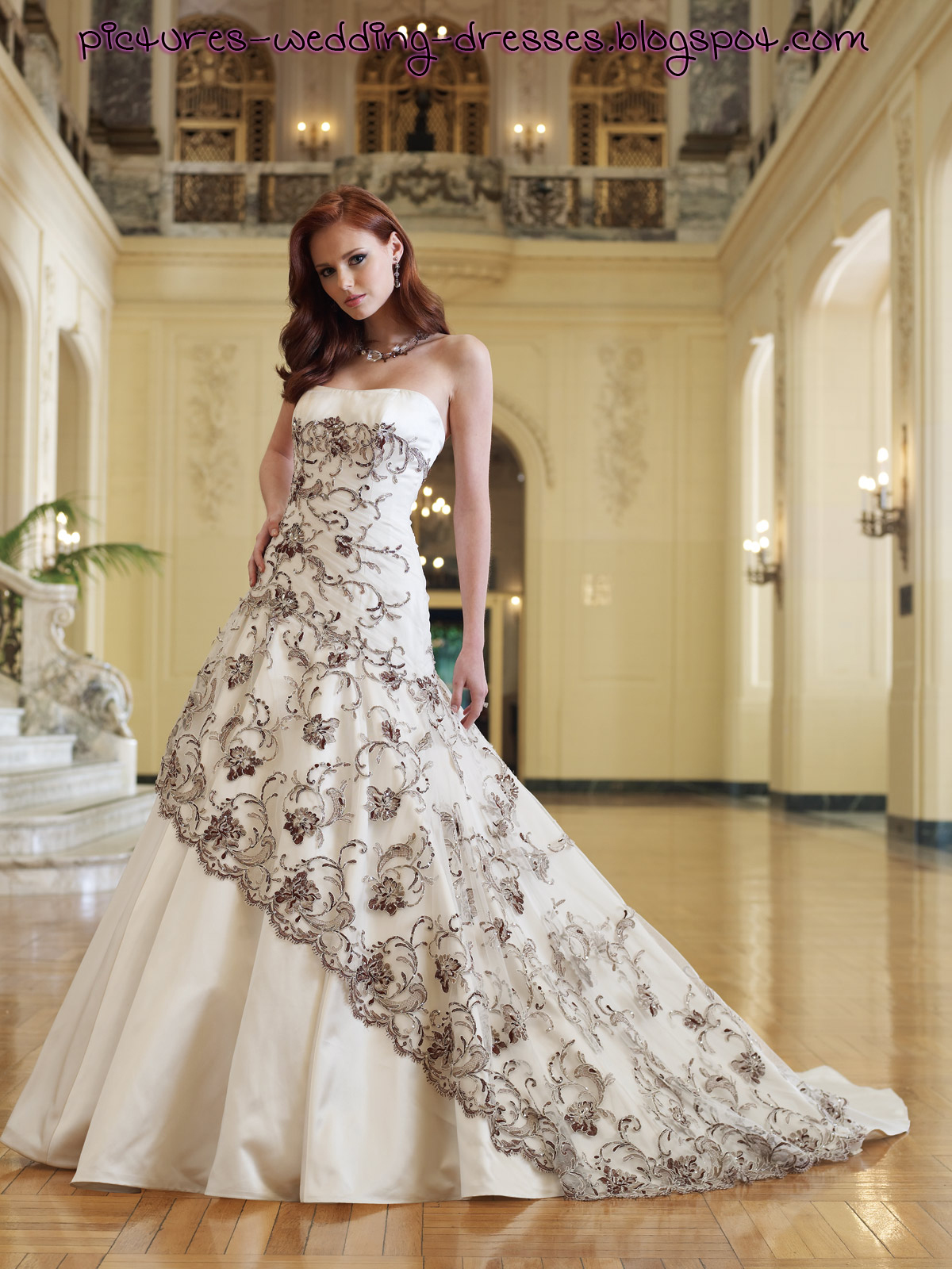 Ideas Evening Wedding Dresses For Junior (Child)
