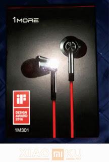 headset xiaomi 1more voice edition piston