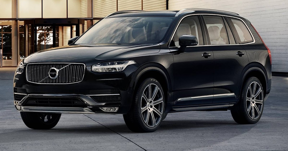 volvo xc90 2017 fotos pre os consumo e especifica es car blog br. Black Bedroom Furniture Sets. Home Design Ideas
