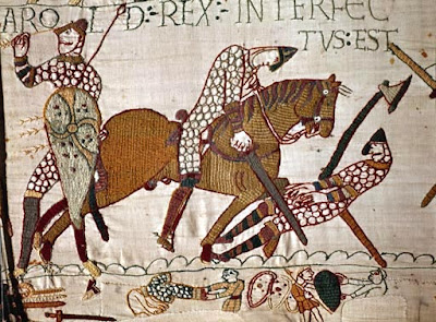 1066 The Right Way Up and Turned Upside Down - 15th October 1066