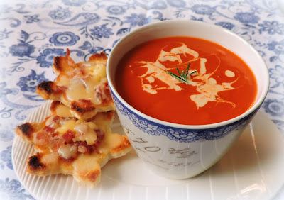 Honeyed Tomato Soup