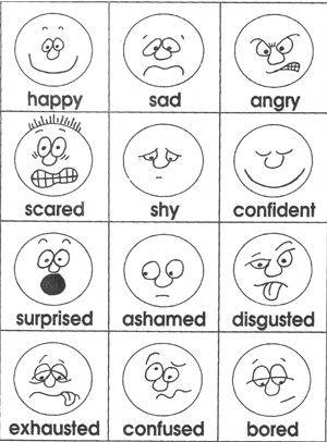 Recursos educativos: Feelings - Cuentos de Amatxu