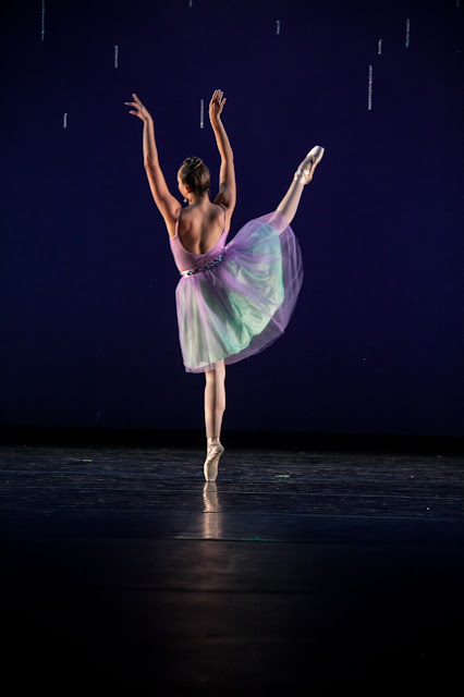 usf, fall dance concert, lauren banawa, costume design, lilac fairy ballet costume