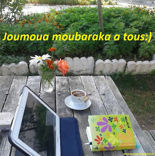 Joumoua moubaraka a tous:)