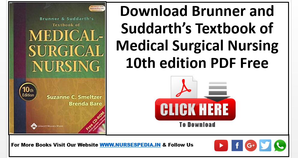 Brunner And Suddarth 12th Edition Ebook