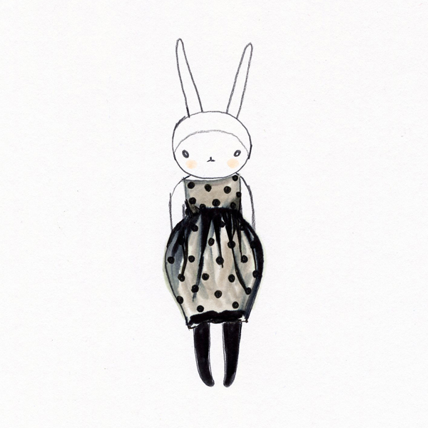 Fifi Lapin: Mad as a March Hare!