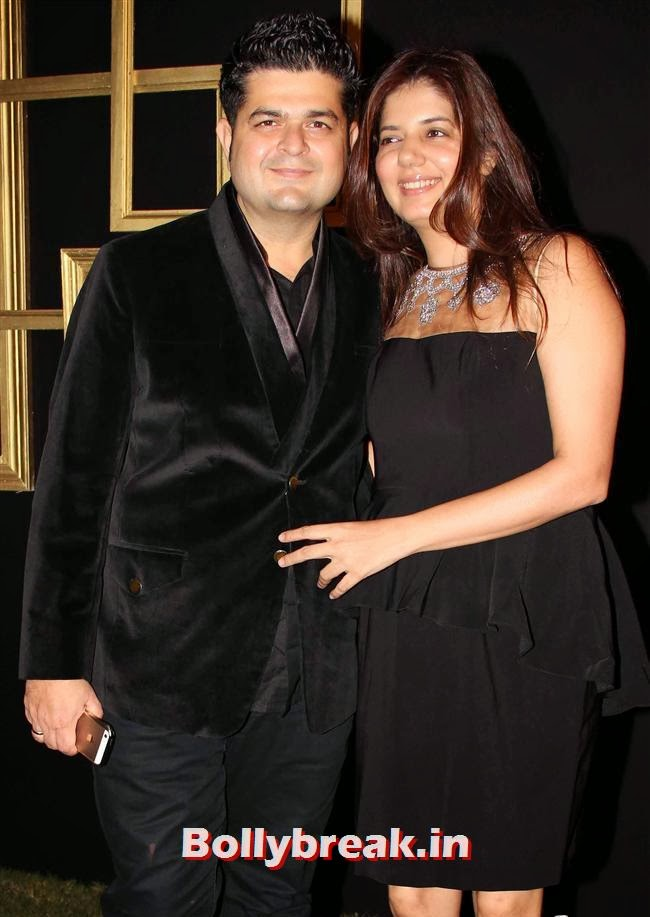 Dabboo Ratnani, All Bollywood Celebs at Deepika Padukone Golden Party