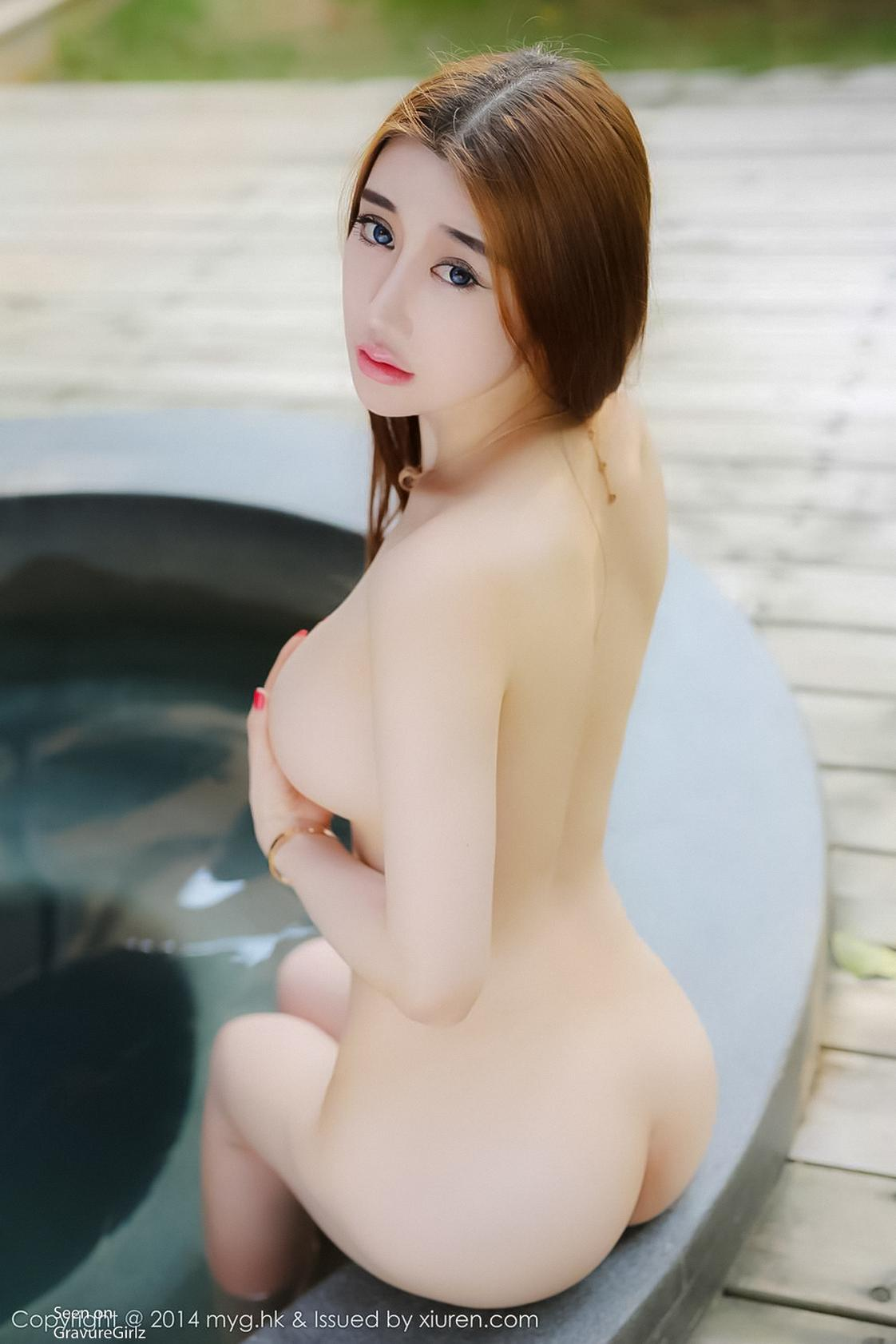 Luci Love 陆瓷 | Top Nude Model | MYGIRL美媛馆 MYG2015 (Updated ...