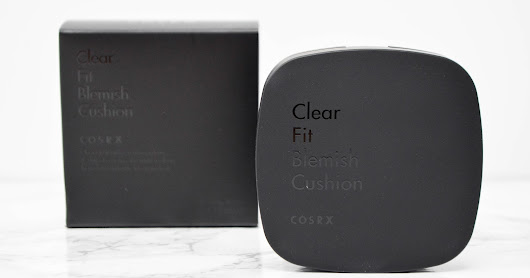 REVIEW: COSRX Clear Fit Blemish Cushion (27 Deep Beige)