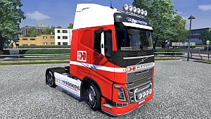 H. Essers skin for Volvo 2012