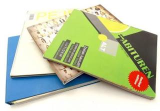 Cetak Buku Tahunan Bekasi