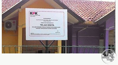 KPK sita rumah kos milik Bupati Subang Ojang Sohandi