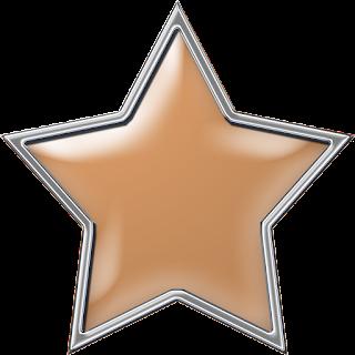 Clipart de Estrellas 3D.