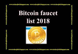 Bitcoin faucet list 2018-learn and earn