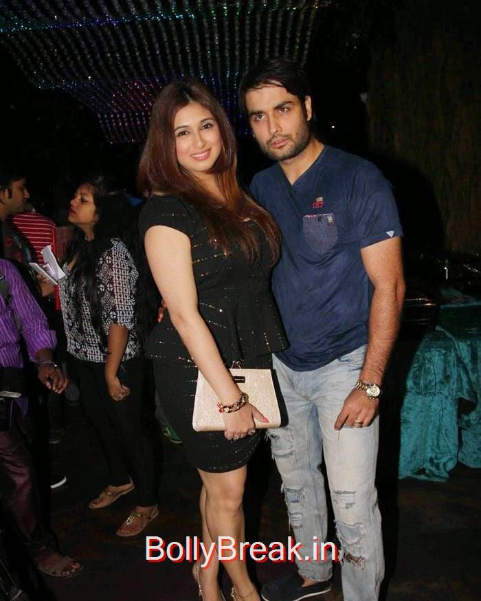 Vahbbiz Dorabjee, Vivian Dsena, Hot Pics of Ankita Shorey,Kainaat Arora at  Ankit Tiwari's Birthday Bash