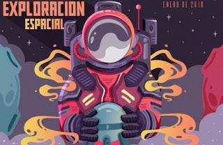 Exploración Espacial 2017 Planetario de Bogotá