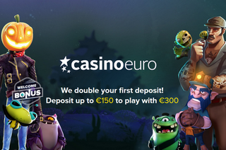 CasinoEuro Screen