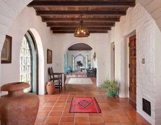 Eye For Design Decorate Spanish Colonial Old Hollywood