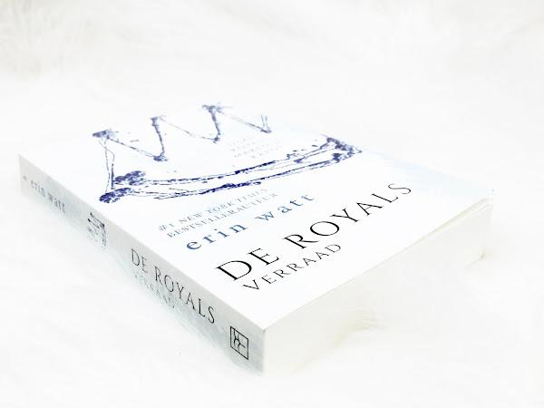 Boek Review | De Royals (Verraad) - Erin Watt