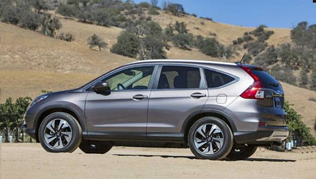 2017 Honda CR-V gets bold redesign, turbo engine for fifth generation
