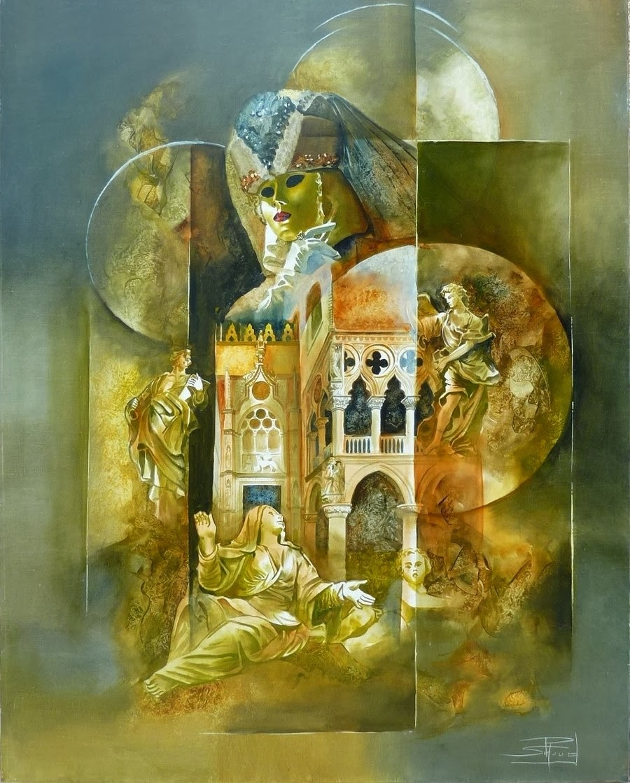 Roger Suraud French Symbolist Painter Tutt Art