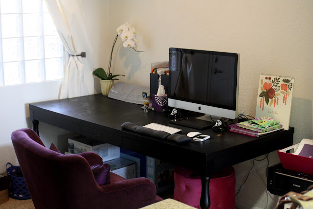 See how I transformed an entire office with only $270 and some change. Budget office makeover in just a weekend and under budget!