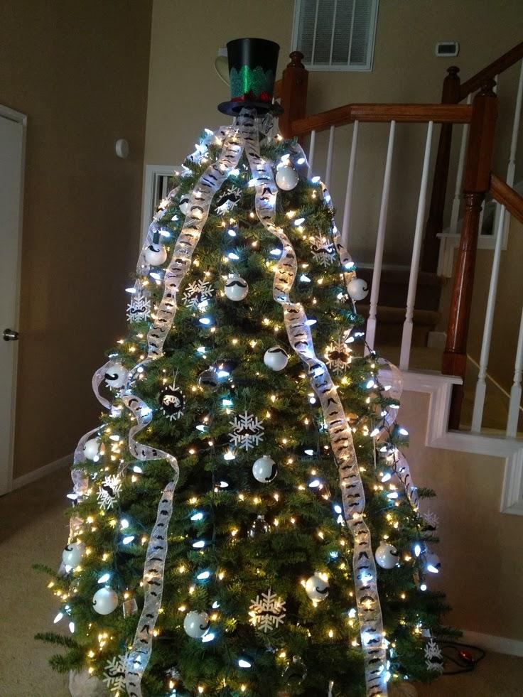 Elvis Christmas Tree