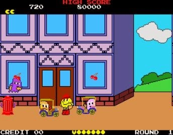 download arcade game portable pac land+Pac-Land+arcade+game+portable