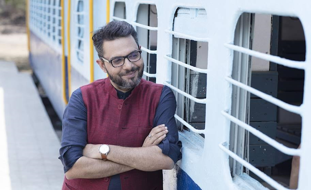 NEELESH MISRA BRINGS KAHAANI EXPRESS TO CHENNAI