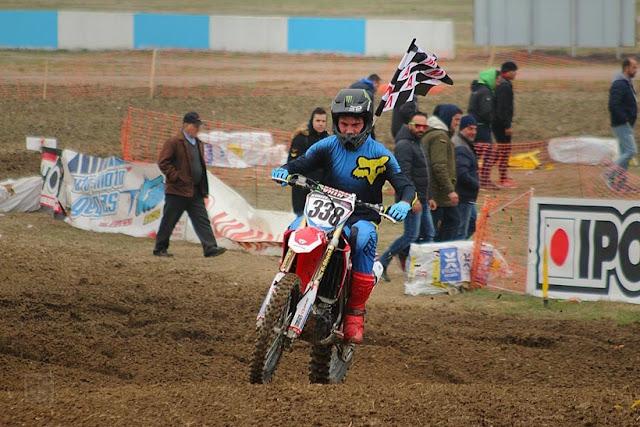 Ο Κουζής νικητής του 2ου αγώνα Motocross στο Άργος – Αποτελέσματα