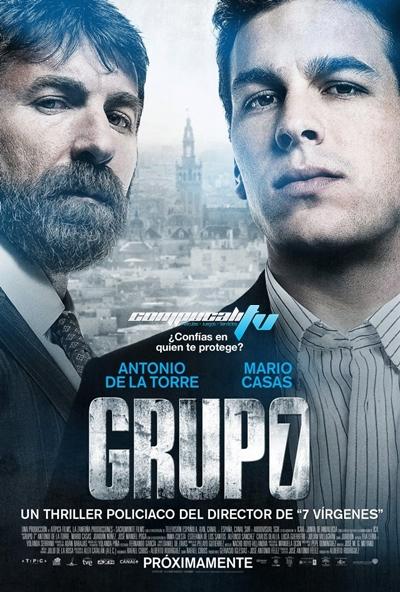 Grupo 7 DVDRip Español Latino 1 Link 2012