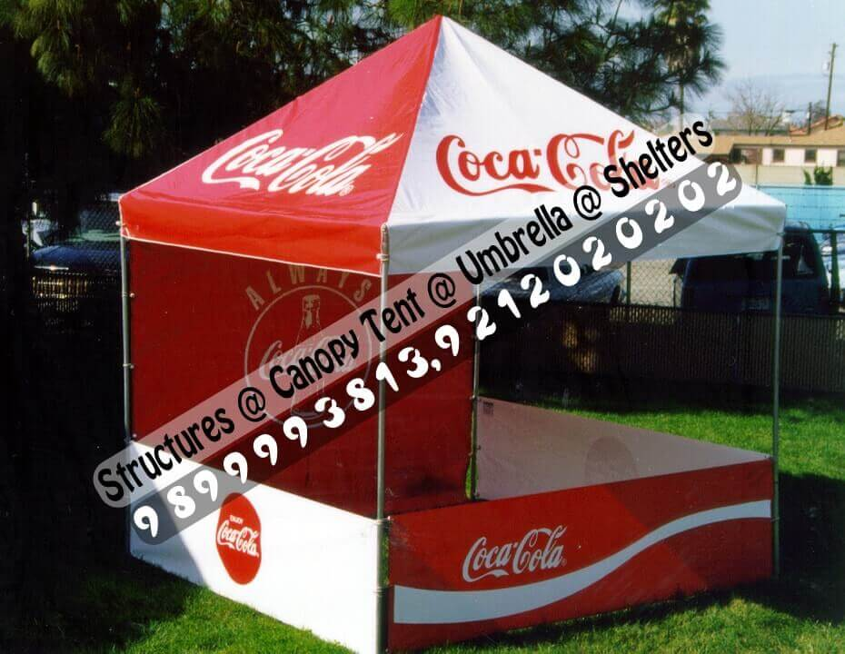 Manufacturers Of Promotional Canopy Manufacturers In Delhi