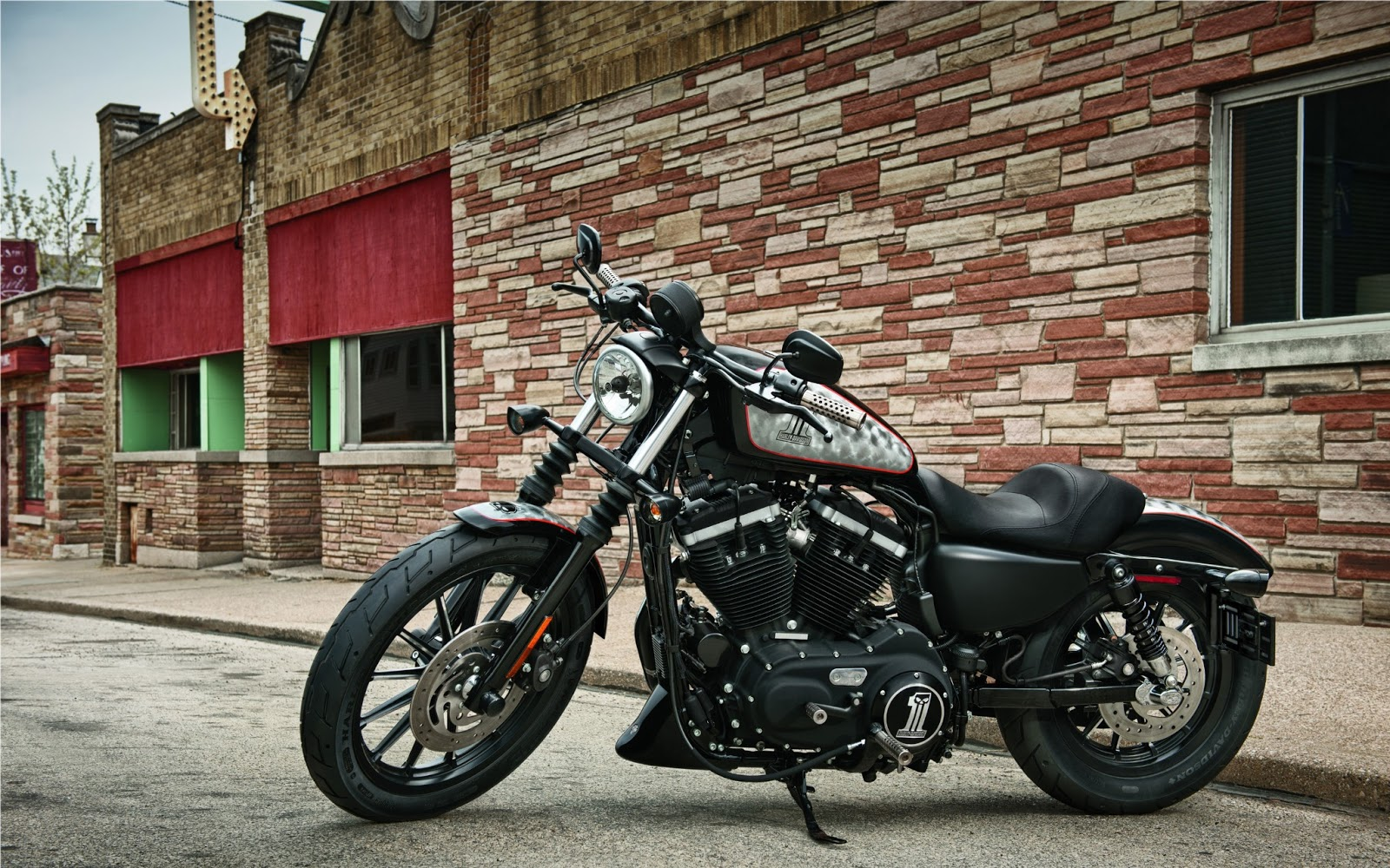 Harley Davidson Iron 883 HD Wallpapers | HD Wallpapers ...