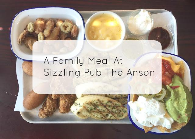 Anson Wallsend review