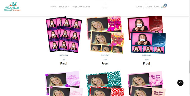 download free fotobooth templates