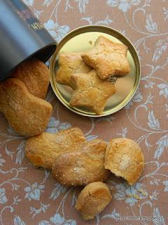 Υπέροχα τριφτά μπισκότα βουτύρου
