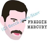 Freddie Mercury (C) BJS