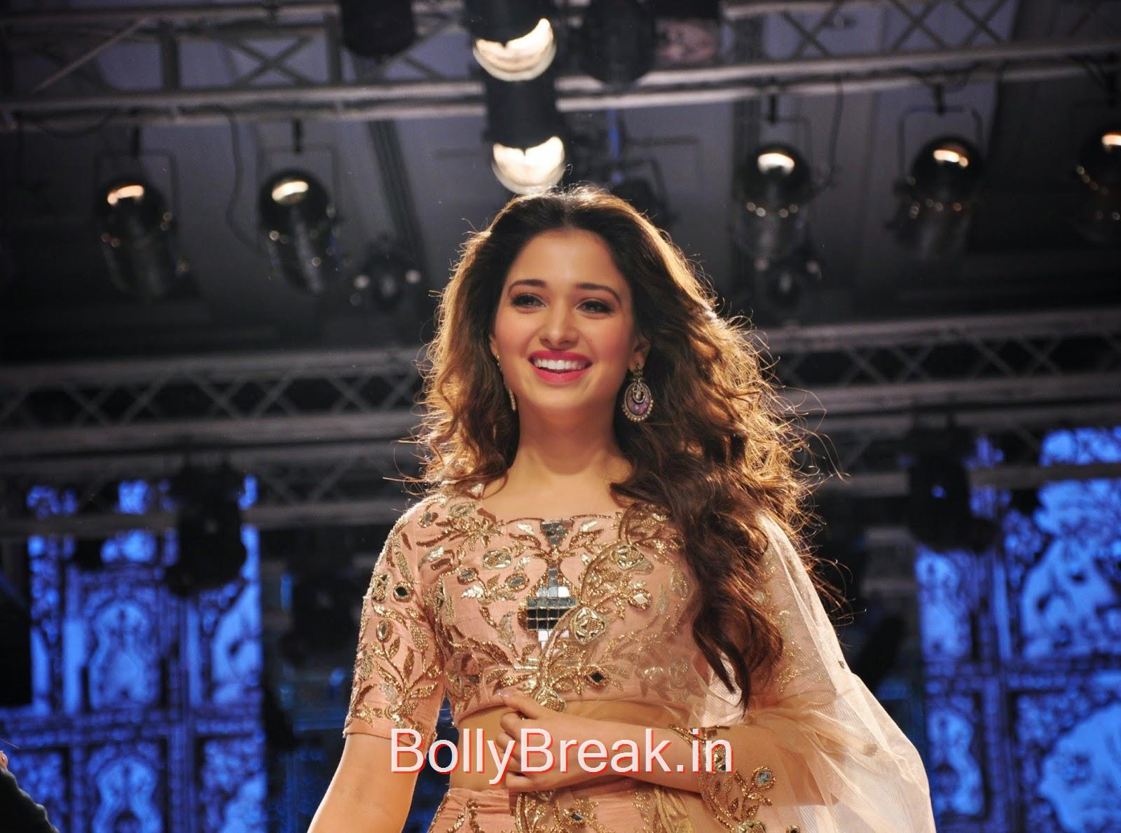 ,  Tamanna Bhatia HD Hot Pics from LFW 2015