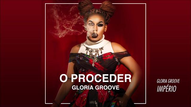 "A rapper e Drag Queen Gloria Groove acaba de lançar seu álbum de estreia ""O Proceder"""