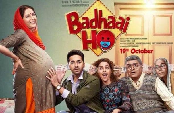 Badhaai Ho movie review: Ayushmann Khurrana, Sanya Malhotra